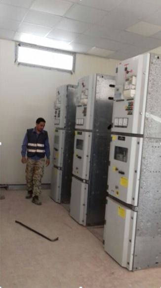 Electrical System Supply and Erection - Elgammal Industrial Systems